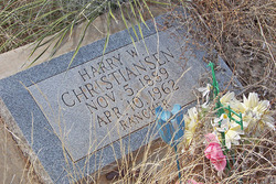 Harry W Christiansen