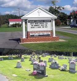 Calvary Christian Cemetery