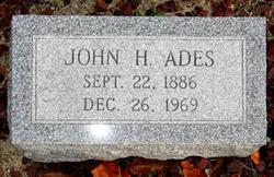 John H. Ades