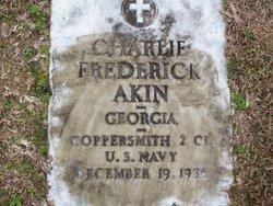 Charlie Frederick Akin