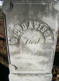 DeWitt C Davison