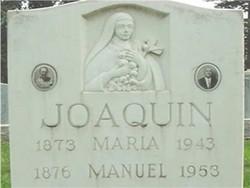 Maria <i>Pereira</i> Joaquin
