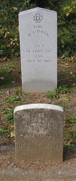 Sgt Henry J. Owen