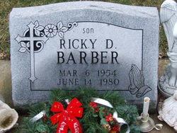 Ricky D Barber
