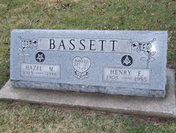 Henry F Bassett