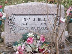 Inez J Bell
