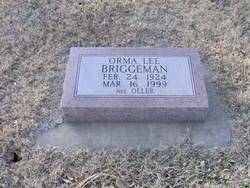 Orma Lee <i>Oller</i> Briggeman
