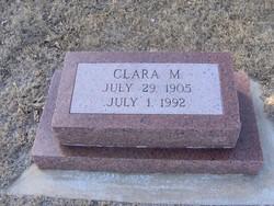 Clara M Binger
