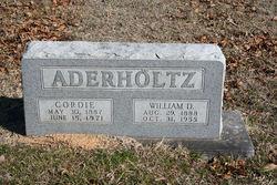 Cordie <i>Powell</i> Aderholtz