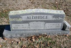 Pvt George Clayton Aldridge