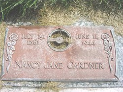 Nancy Jane Gardner