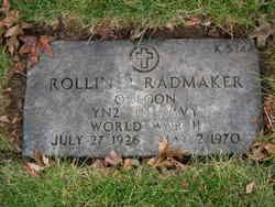 Rollin P Radmaker