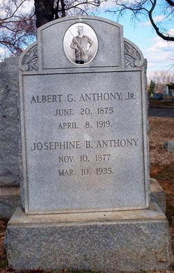 Albert Gallatin Anthony, Jr
