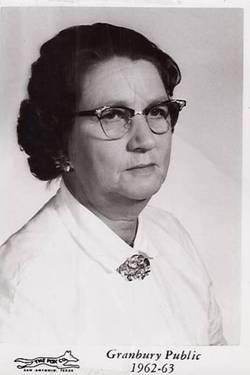 Mary Linnie <i>Waldrop</i> Baldwin