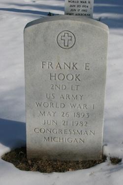 Frank Eugene Hook