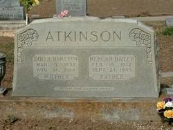 Dollie <i>Hamilton</i> Atkinson