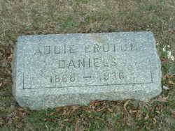 Addie <i>Bruton</i> Daniels