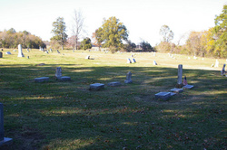 Old Midway Baptist Church Cemetery
