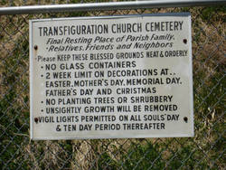 Transfiguration Church Cemetery