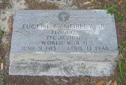 Eugene Gilmore Sonny Mobley, Sr