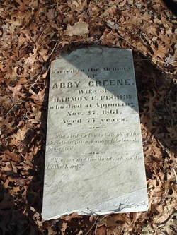 Abby <i>Greene</i> Fisher