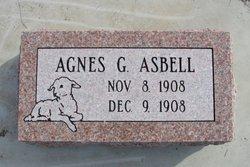 Agnes Grace Asbell