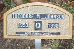 Theadore M. Teddy Johnson