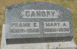 Frank E Canopy