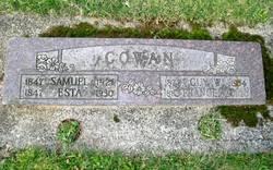 Frances Lillian <i>Smith</i> Cowan