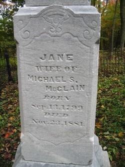 Jane McClain