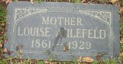 Louise Ahlefeld
