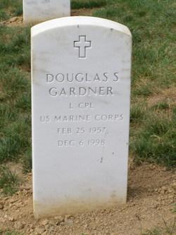 Douglas S Gardner
