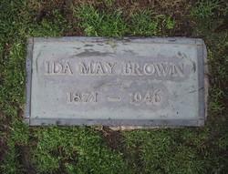 Ida May <i>Gordon</i> Brown