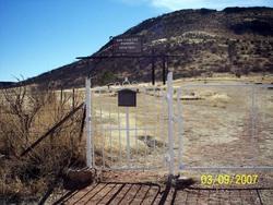 Dos Cabezas Pioneer Cemetery