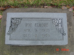 Roy Elmore Zachary