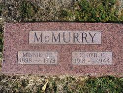 Sgt Cloyd Carter McMurry
