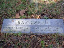 Wendla Justitia <i>McCaskey</i> Bardwell