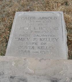 Emily F. <i>Arnold</i> Kelley
