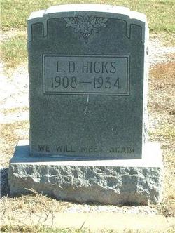 L. D. Hicks