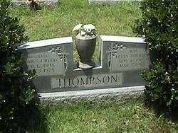 James Creed Thompson