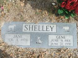 Harry Eugene Gene Shelley