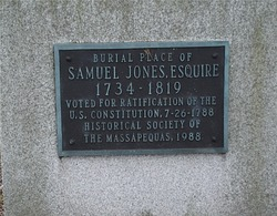 Jones Family Burial Ground