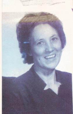Anna Mae <i>Flanery</i> Dingus