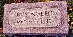 John W Adell