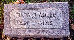Tilda Johanna <i>Carlson</i> Adell