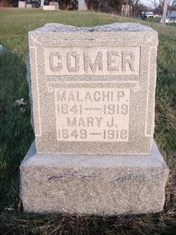 Malachi P. Comer