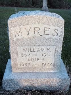Arie A. Myres