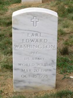 Earl Edward Washington
