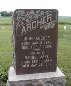 John Ellison Archer