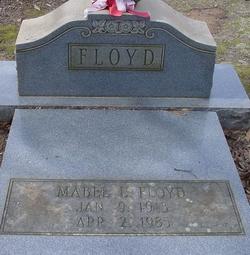 Mabel L <i>Leverett</i> Floyd